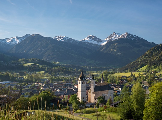 A summer holiday in Kitzbühel
